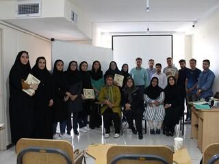 جلسه بازآموزی خدمات درمانی قزوین