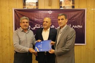 تقدیر دکتر نوروزی از دکتر جواهری سرپرست هیات پزشکی ورزشی استان آذربایجان غربی