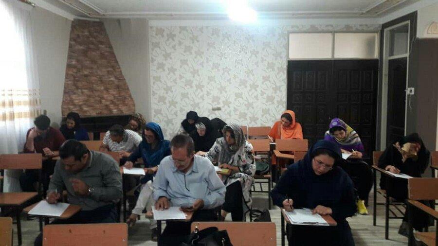 برگزاری کلاس های تئوری وعملی دوره تخصصی ماساژ ورزشی در زنجان