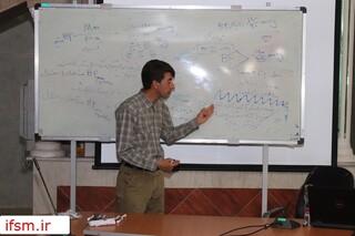 برگزاری دوره آموزشی امدادگری ورزشی در فارس