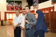 بازدید اعضای انجمن معلمان تربیت بدنی اصفهان از آکادمی علوم ورزشی لوافان