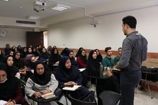 بازدید اعضای انجمن علمی معلمان تربیت بدنی استان اصفهان از آکادمی علوم ورزشی لوافان