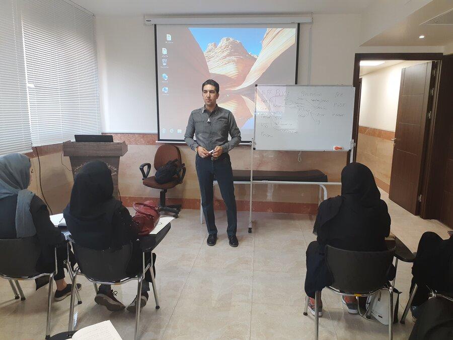 دوره باز آموزی ماساژ ورزشی در اصفهان