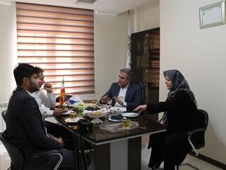 بازدید دکتر اسدپور از قزوین