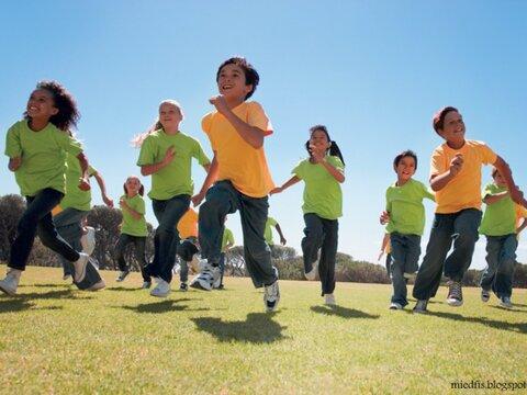 ورزش در کودکان بیش فعال