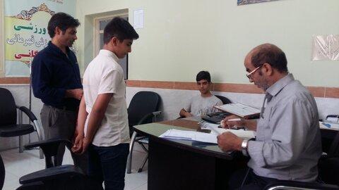 صدورگواهی سلامت استدادهای برترآذربایجان شرقی