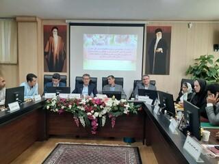 مجمع انتخاباتی ومجمع عمومی سالیانه استان زنجان