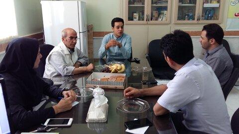 جلسه اذربایجان شرقی