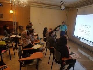 کارگاه روانشناسی ویژه مربیان گروه سنی پایه