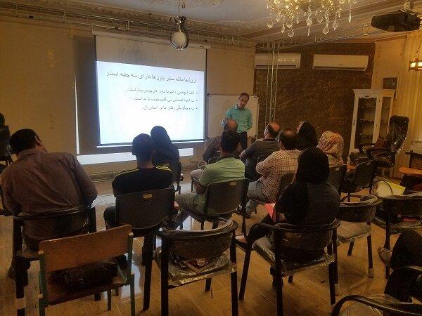 کارگاه روانشناسی ویژه مربیان گروه سنی پایه برگزار شد