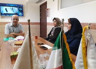 برگزاری جلسه علمی آکادمی علوم ورزشی