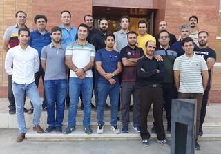 دوره ماساژ ورزشی( ویژه آقایان) در اصفهان به پایان رسید