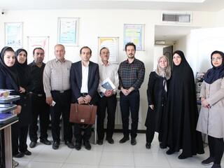 جلسه هماهنگی ناظرین هیأت پزشکی قزوین برگزار شد