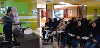 کارگاه آموزشی احیاء قلبی ریوی در شهرستان درود برگزار شد