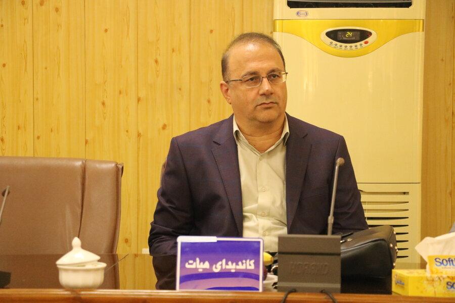 موافقت اصولی موسسه فیزیوتراپی هیات پزشکی ورزشی آذربایجان غربی صادر شد