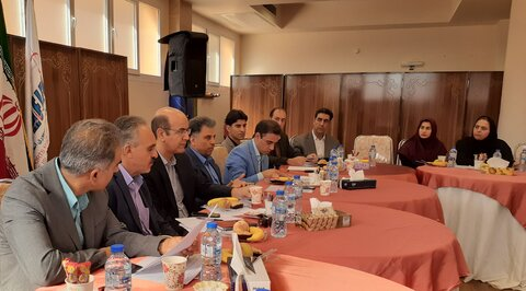 برگزاری اولین نشست هیات های ورزشی پیرامون المپیاد استعداد های برتر کشور