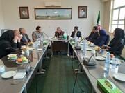 بازدید اعضای هیات پزشکی ورزشی یزد از مرکز نیکوکاری فاطمه الزهرای تفت