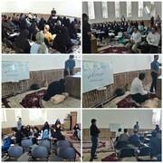 کارگاه آموزشی احیاء قلبی ریوی در شهرستان کوهدشت برگزار شد.