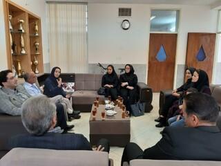 نشست هم اندیشی هیات پزشکی ورزشی یزد در تفت