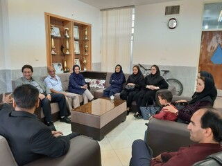 نشست هم اندیشی هیات پزشکی ورزشی یزد در تفت برگزار شد.