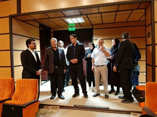 بازدید هیات پزشکی ورزشی یزد از مرکز نیکوکاری فاطمه الزهرای تفت