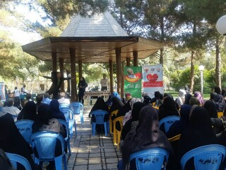 ارزیابی سلامت سالمندان اصفهانی در باغ تجربه اصفهان