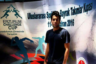 دبیر جدید هیات پزشکی ورزشی کردستان معرفی شد