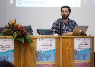 تودیع و معارفه خزانه دار و کارگاه اتوماسیون