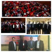 حضور اعضای هیئت پزشکی ورزشی گلستان در کنگره سراسری پزشکی ورزشی