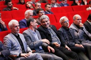 افتتاحیه کنگره پزشکی ورزشی
