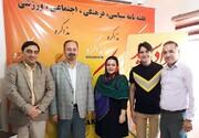 مصاحبه رئیس هیات پزشکی ورزشی استان : با هفته نامه مذاکره