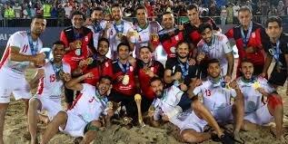 تیم ملی ساحلی