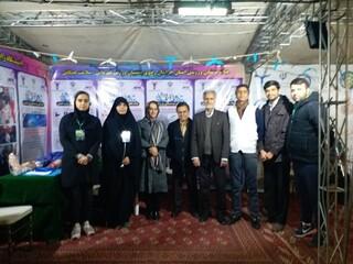 ایستگاه رایگان تندرستی هیات پزشکی ورزشی استان خراسان رضوی