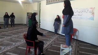 اجرای دومین مرحله طرح قامت سنجی دختران و زنان روستایی