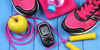 در هنگام ورزش انسولین را به عضو فعال تزریق نکنید