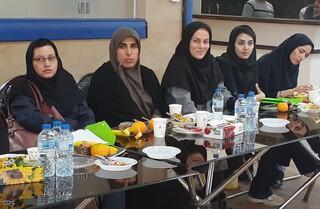 نشست اعضای کمیته پزشکی مسابقات هیات پزشکی ورزشی برگزار شد