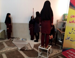 اجرای طرح قامت سنجی دختران و زنان روستایی و حاشیه شهری