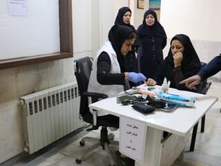 تست سلامت کارکنان - چهار محال وبختیاری