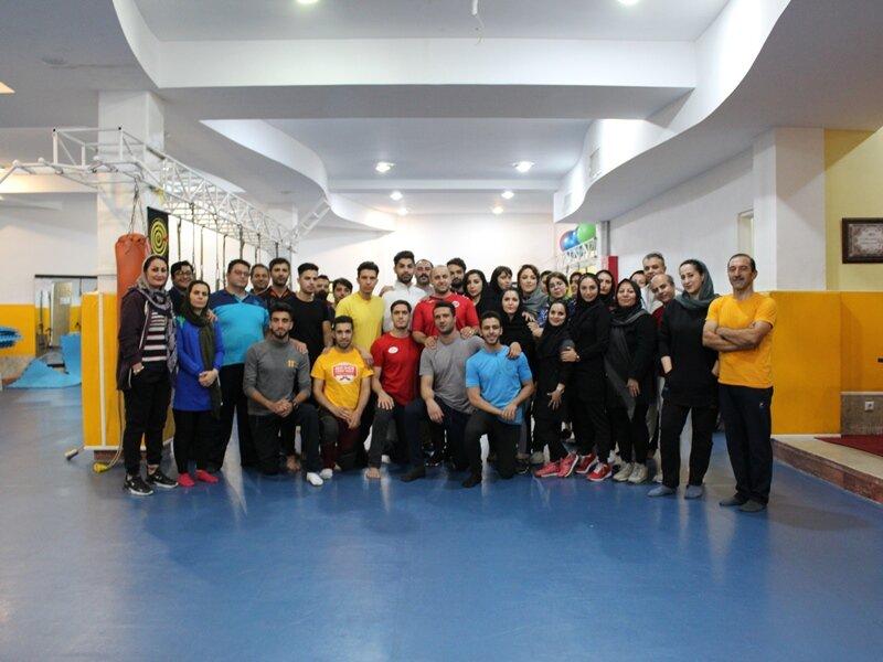 دوره آموزشی ماساژ ورزشی در قزوین