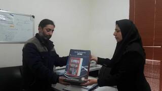 تقدیر از شهرستان هیدج از استان زنجان