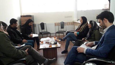 جلسه هیات رئیسه استان زنجان