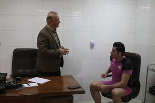 تشکیل پرونده سلامت برای ملی پوشان والیبال