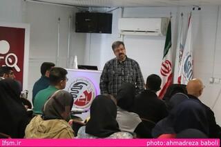 برگزاری دوره آموزشی ورزش در آب توسط هیئت پزشکی ورزشی فارس