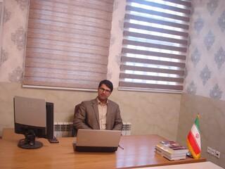 انتخاب دبیر هیات پزشکی ورزشی به عنوان پژوهشگر برتر استان مرکزی