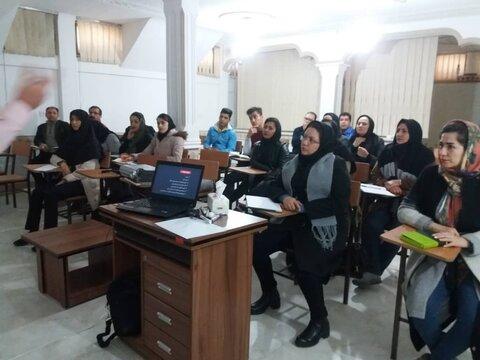 کارگاه پیشگیری از آسیبهای ورزشی زنجان