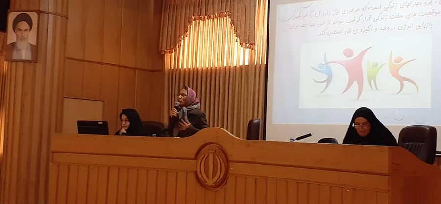 سمینار سبک زندگی در زنجان برگزار شد