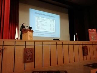 کنفرانس علمی ورزش و دیابت - چهار محال وبختیاری