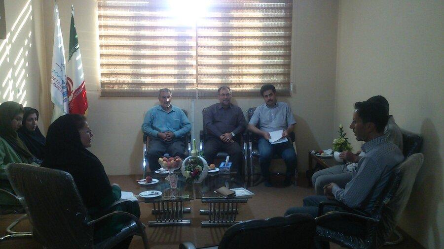 انتصاب رئیس هیات پزشکی ورزشی شهرستان شیروان