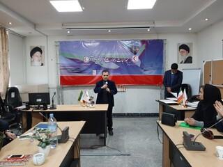 پایان دوره امدادگری ورزشی مشهد