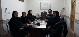 جلسه کمیته تغذیه زنجان